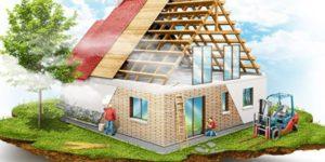 Кредит на постройку загородного дома